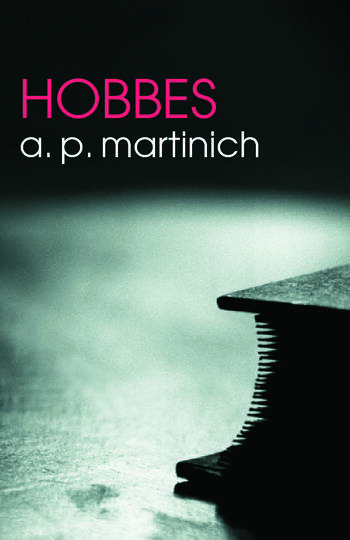 Hobbes book cover