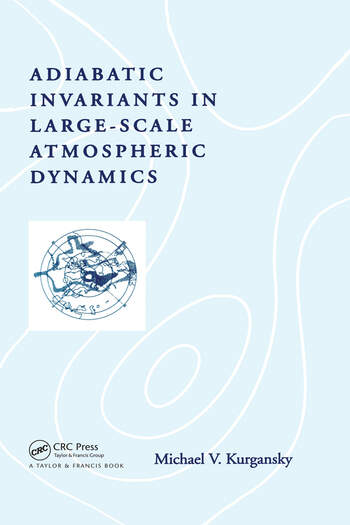 Adiabatic Invariants in Large-Scale Atmospheric Dynamics book cover