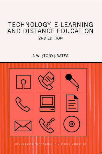 Technology, e-learning and Distance Education book cover