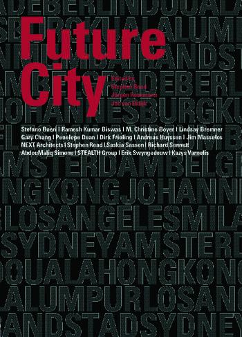 Future City book cover