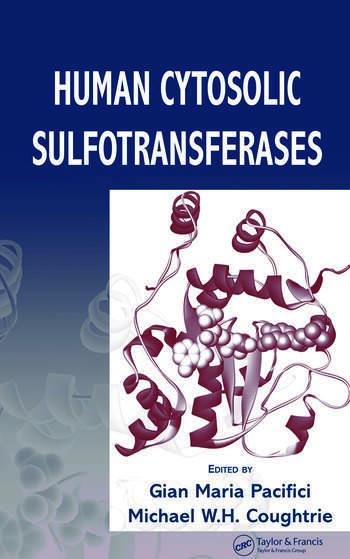 Human Cytosolic Sulfotransferases book cover