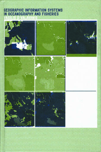Geographic Information Systems in Oceanography and Fisheries book cover
