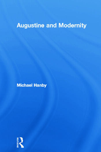 Augustine and Modernity book cover