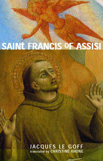 Saint Francis of Assisi book cover