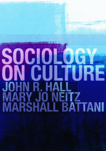 Sociology On Culture book cover