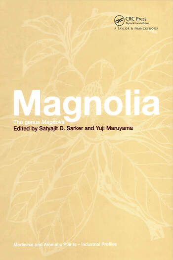 Magnolia The Genus Magnolia book cover