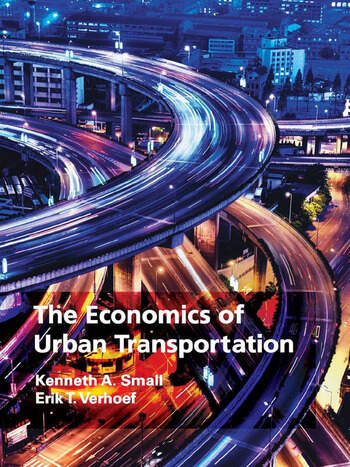 The Economics of Urban Transportation book cover