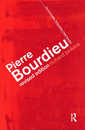 Pierre Bourdieu book cover