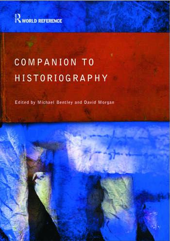 Companion to Historiography book cover