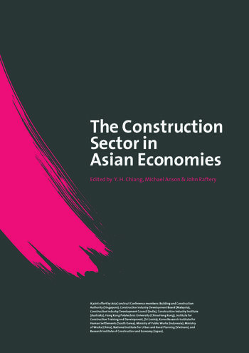 The Construction Sector in the Asian Economies book cover