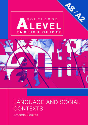 Language and Social Contexts book cover