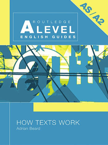 How Texts Work book cover