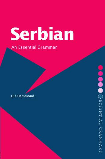 Serbian: An Essential Grammar book cover
