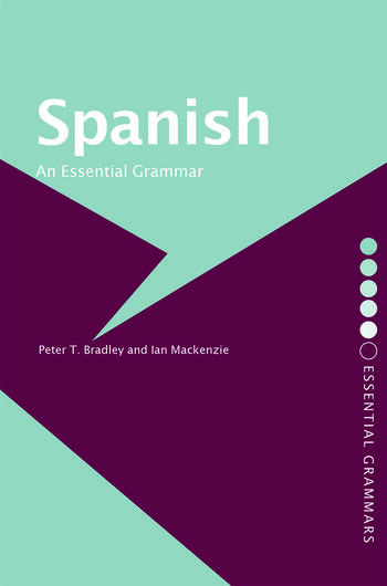 Spanish: An Essential Grammar book cover