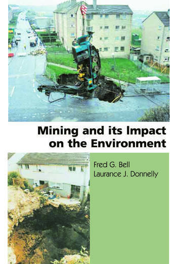 Mining and its Impact on the Environment book cover