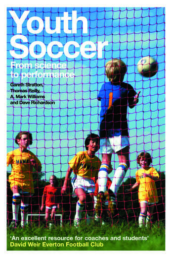 Youth Soccer From Science to Performance book cover