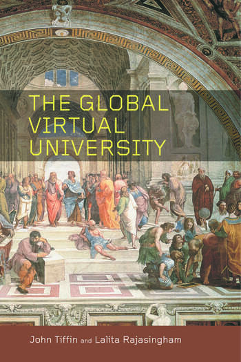 The Global Virtual University book cover