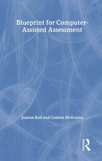 A Blueprint for Computer-Assisted Assessment book cover
