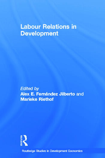 Labour Relations in Development book cover