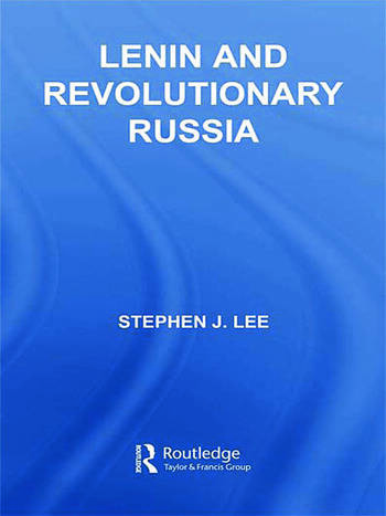 Lenin and Revolutionary Russia book cover
