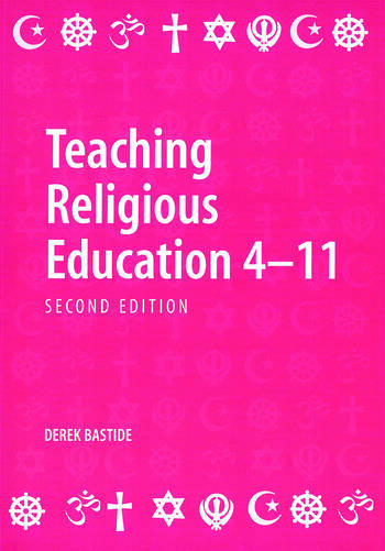 Teaching Religious Education 4-11 book cover