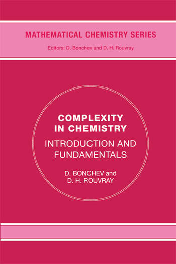 Complexity Introduction and Fundamentals book cover