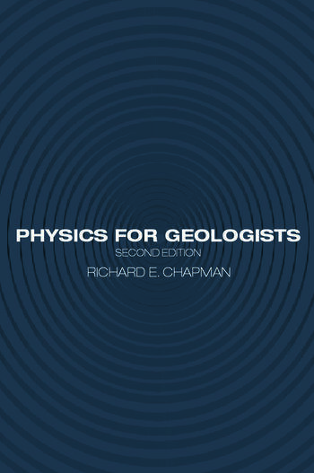 Physics for Geologists book cover