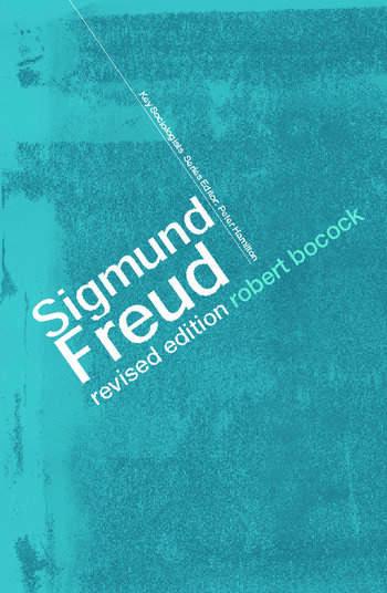 Sigmund Freud book cover