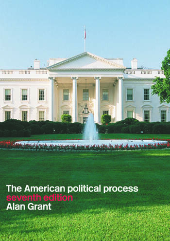 American Political Process book cover