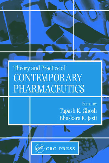 Theory and Practice of Contemporary Pharmaceutics book cover