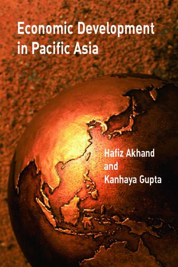 Economic Development in Pacific Asia book cover