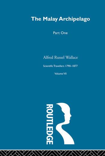 Malay Arch V1:Sci Tra 1790-187 book cover