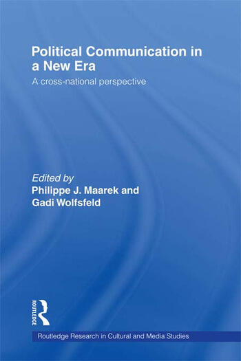 Political Communication in a New Era book cover