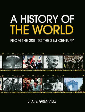 A History of the World From the 20th to the 21st Century book cover