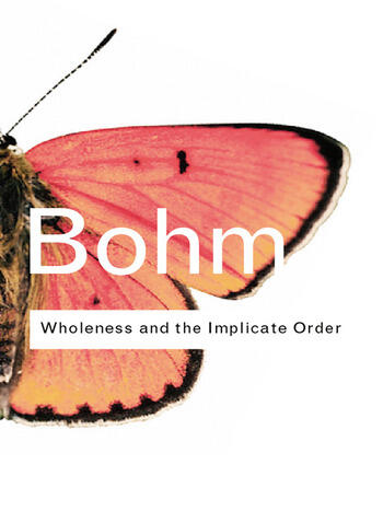 Wholeness and the Implicate Order book cover