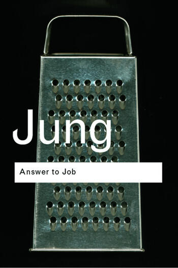 Answer to Job book cover