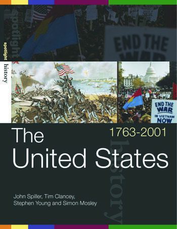 The United States, 1763-2001 book cover