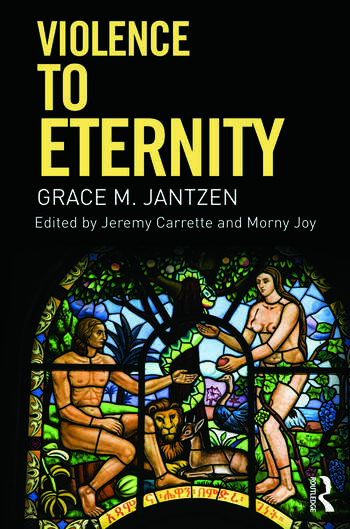Violence to Eternity book cover