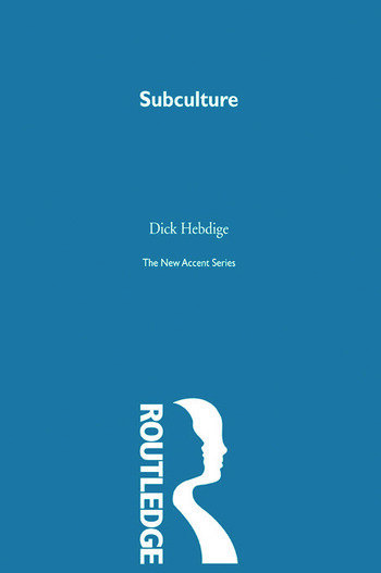 Subculture book cover
