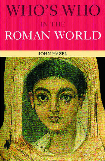 Who's Who in the Roman World book cover