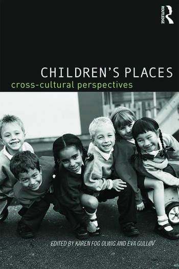 Children's Places Cross-Cultural Perspectives book cover