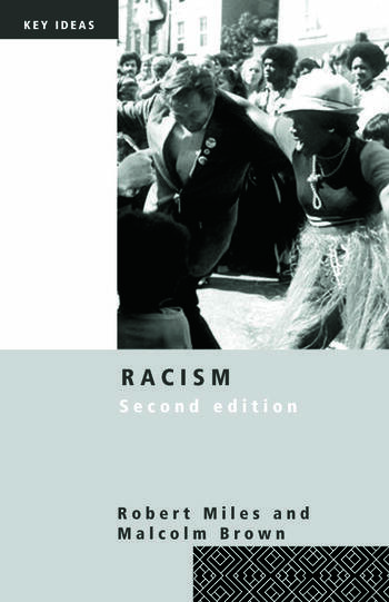 Racism book cover