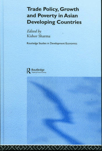 Trade Policy, Growth and Poverty in Asian Developing Countries book cover