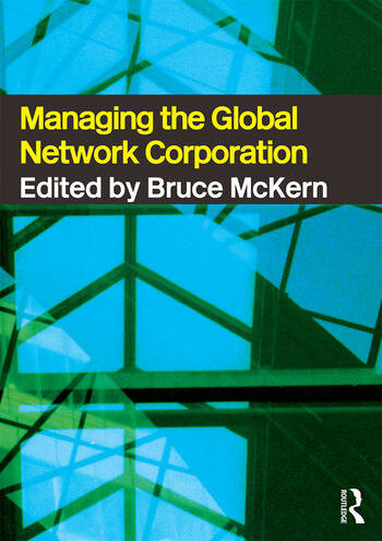 Managing the Global Network Corporation book cover