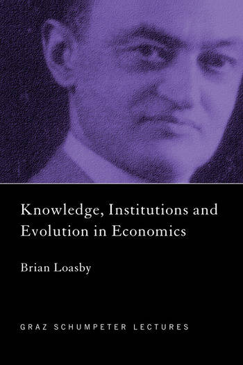Knowledge, Institutions and Evolution in Economics book cover