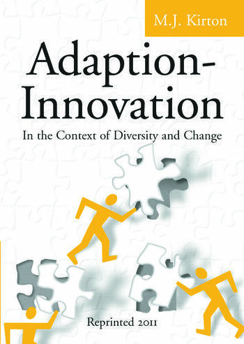 Adaption-Innovation In the Context of Diversity and Change book cover