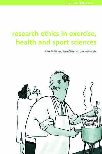 Research Ethics in Exercise, Health and Sports Sciences book cover