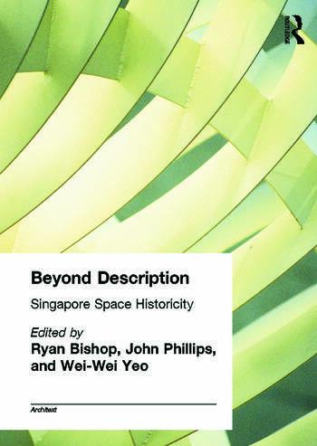 Beyond Description Singapore Space Historicity book cover