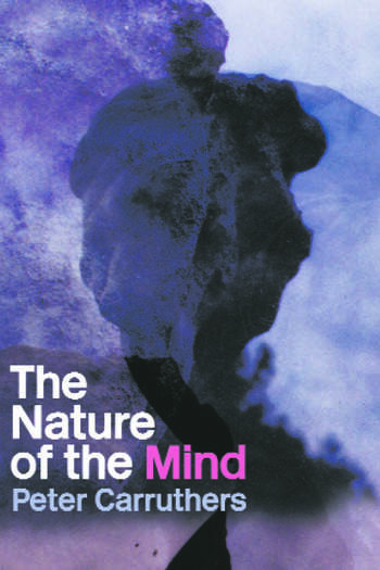 The Nature of the Mind An Introduction book cover