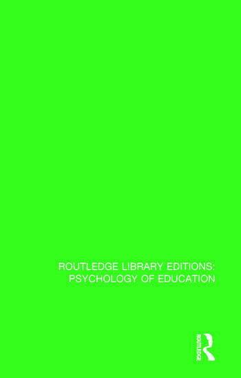 Interpersonal Relations and Education book cover